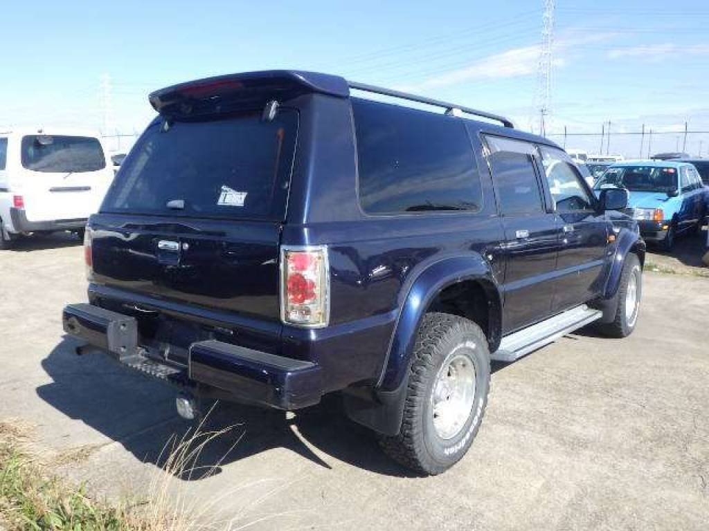 Used 1997 AT Mazda Proceed Marvie UV56R Image[2]