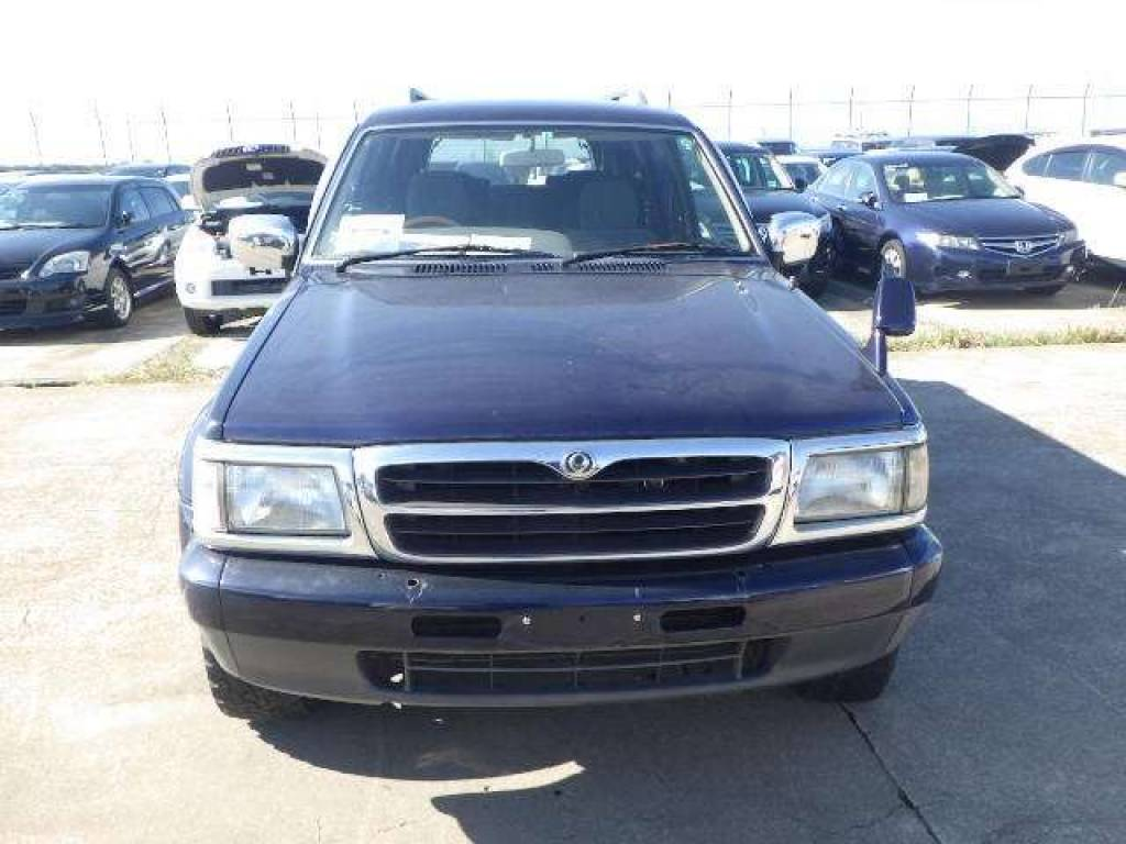 Used 1997 AT Mazda Proceed Marvie UV56R Image[4]