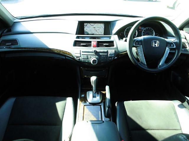 Used 2008 AT Honda Inspire DBA-CP3 Image[1]