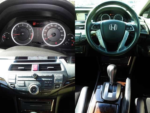 Used 2008 AT Honda Inspire DBA-CP3 Image[4]