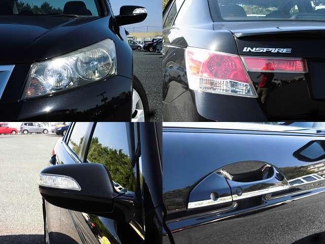 Used 2008 AT Honda Inspire DBA-CP3 Image[7]