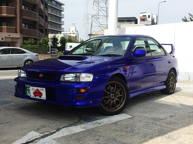 Used 1999 MT Subaru Impreza GF GC8