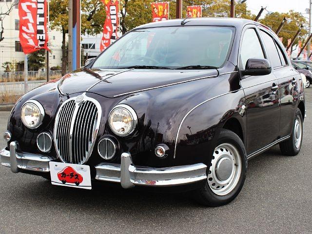 Used 2012 AT Mitsuoka Viewt DBA-K13