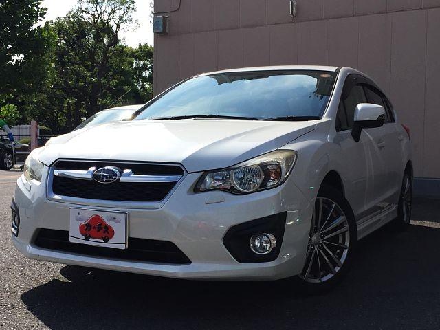 Used 2012 AT Subaru Impreza DBA-GP7