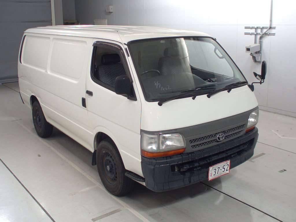 Used 2004 AT Toyota Hiace Van TRH112V
