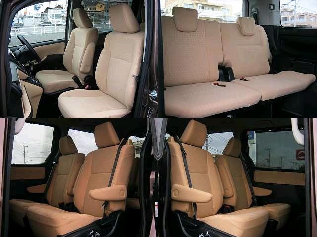 Used 2014 CVT Toyota Noah DBA-ZRR80G Image[8]