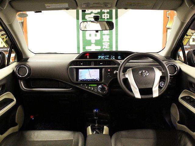 Used 2013 CVT Toyota Aqua DAA-NHP10 Image[1]