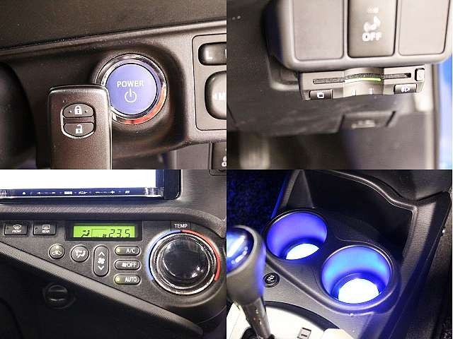 Used 2013 CVT Toyota Aqua DAA-NHP10 Image[6]