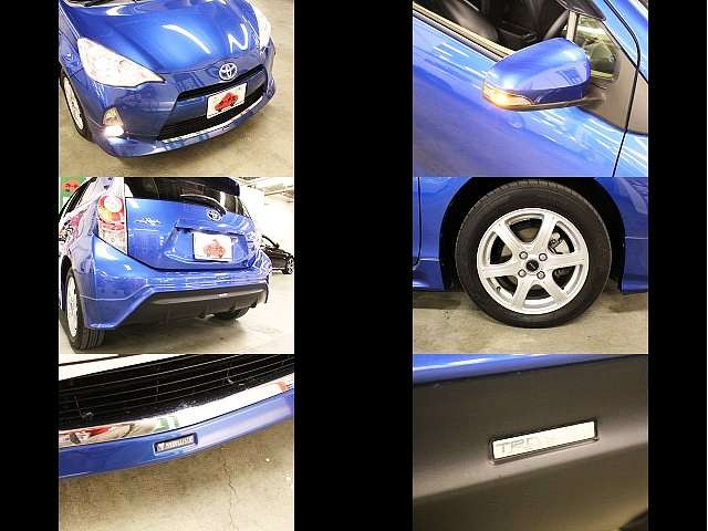 Used 2013 CVT Toyota Aqua DAA-NHP10 Image[8]