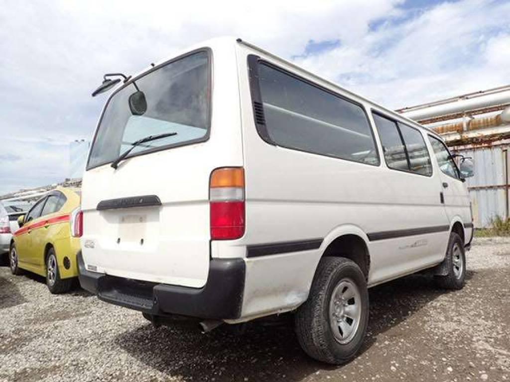 Used 2001 MT Toyota Hiace Van LH178V Image[3]