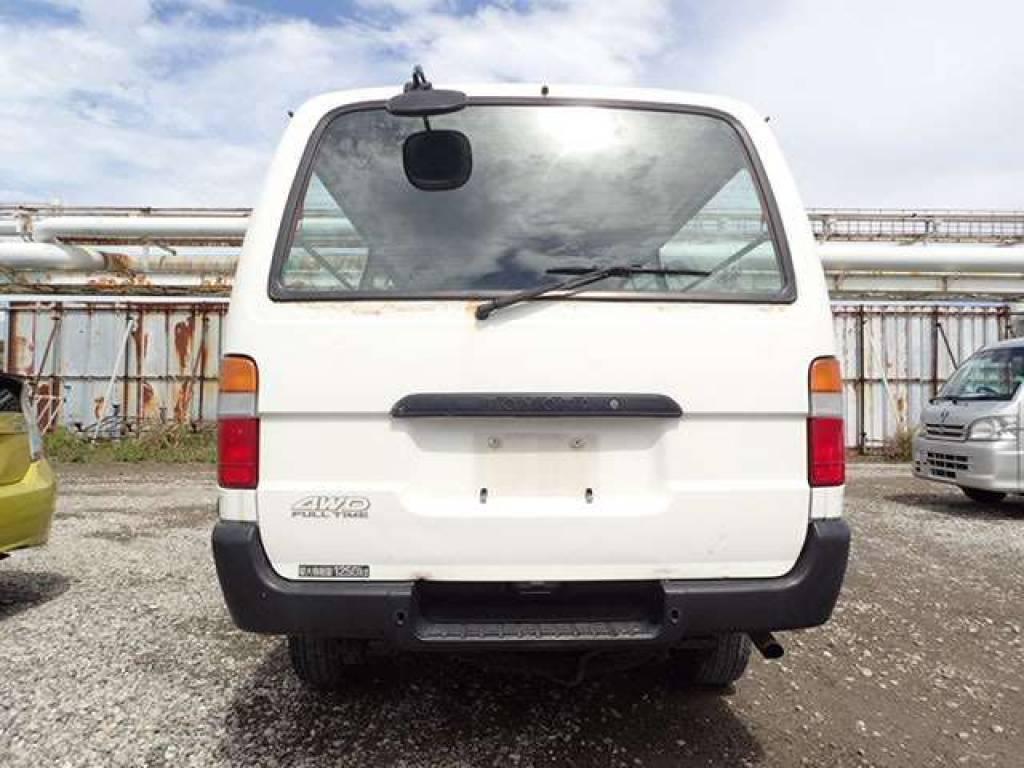 Used 2001 MT Toyota Hiace Van LH178V Image[4]