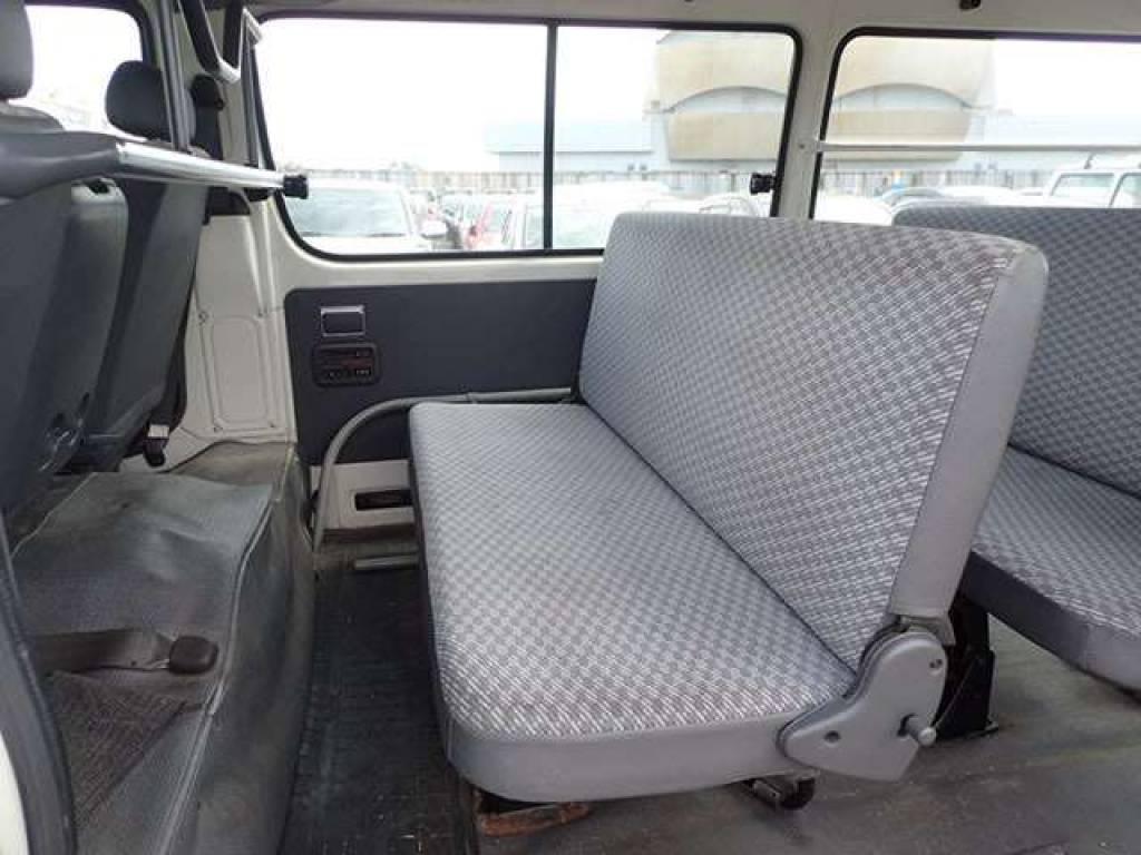 Used 2001 MT Toyota Hiace Van LH178V Image[9]