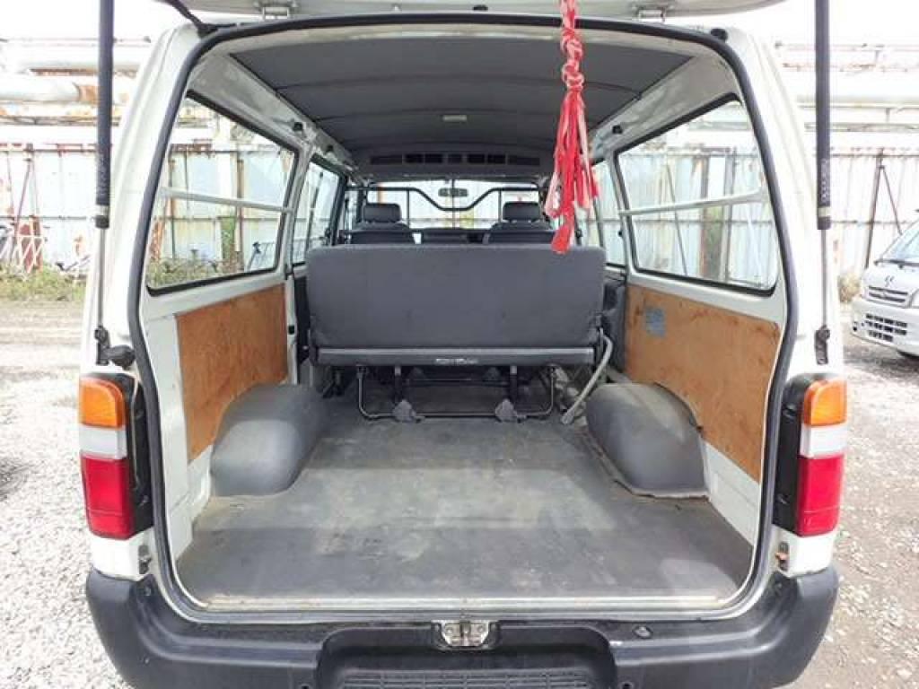 Used 2001 MT Toyota Hiace Van LH178V Image[11]