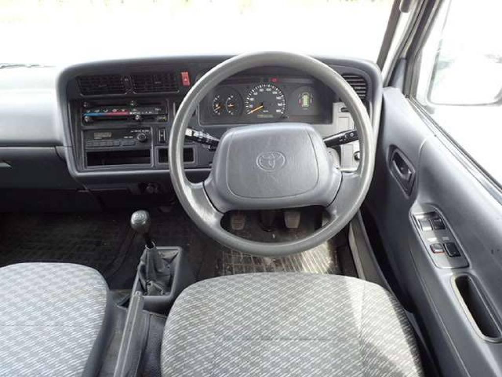 Used 2001 MT Toyota Hiace Van LH178V Image[12]