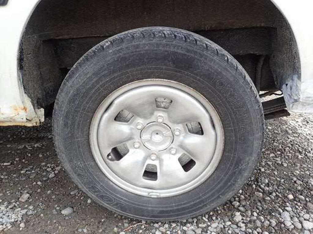 Used 2001 MT Toyota Hiace Van LH178V Image[20]