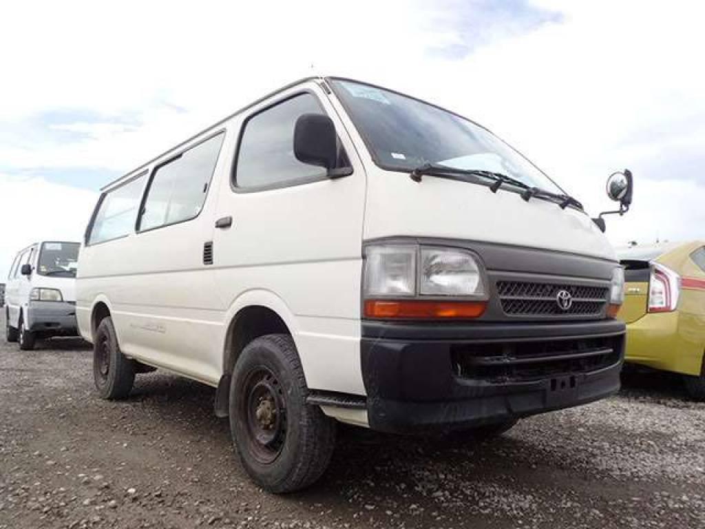 Used 2002 MT Toyota Hiace Van LH178V Image[1]