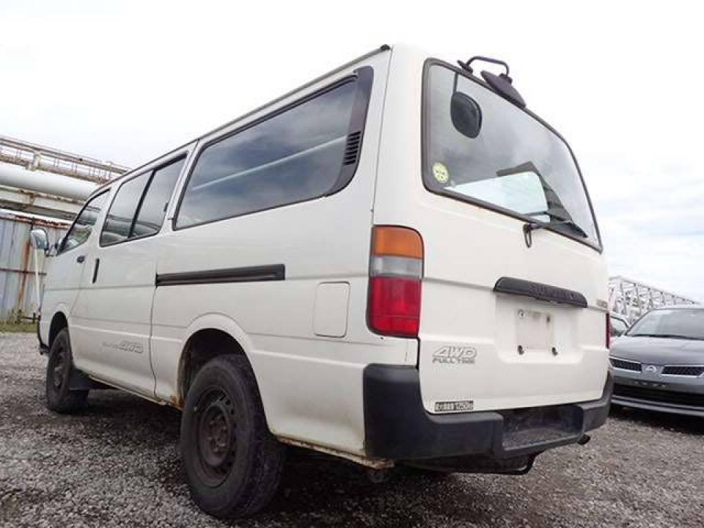 Used 2002 MT Toyota Hiace Van LH178V Image[2]