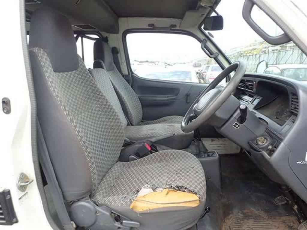 Used 2002 MT Toyota Hiace Van LH178V Image[7]