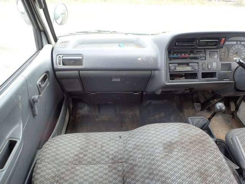 Used 2002 MT Toyota Hiace Van LH178V Image[11]