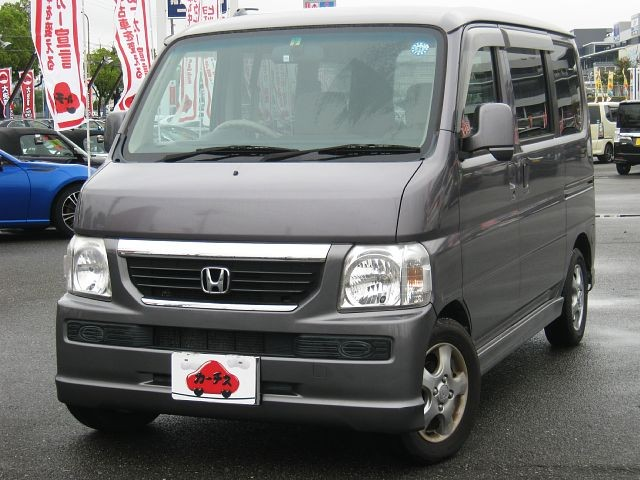 Used 2011 AT Honda Vamos ABA-HM1