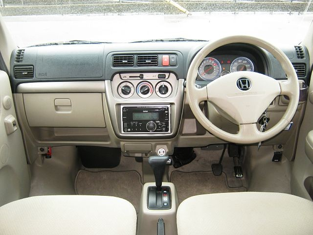 Used 2011 AT Honda Vamos ABA-HM1 Image[1]