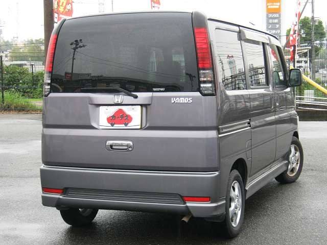 Used 2011 AT Honda Vamos ABA-HM1 Image[2]