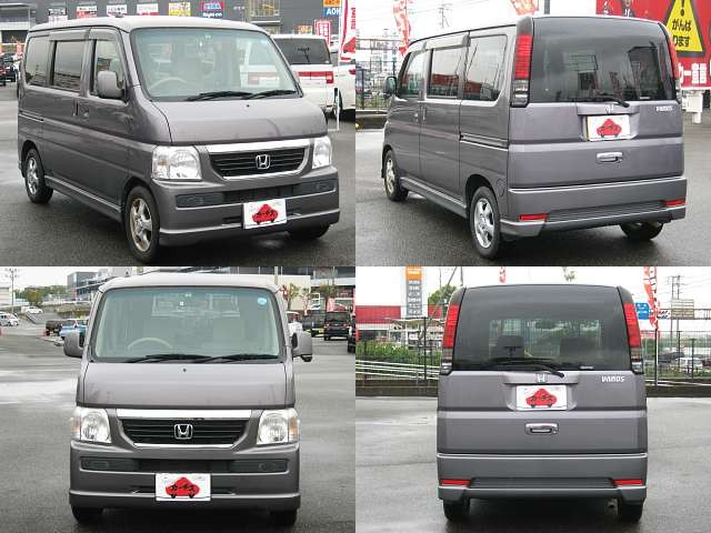 Used 2011 AT Honda Vamos ABA-HM1 Image[8]
