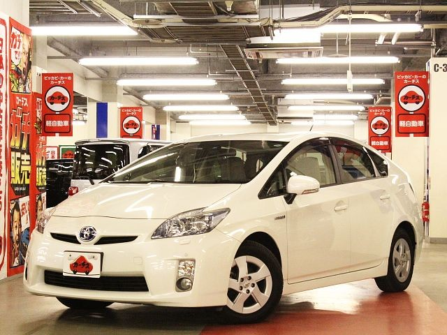 Used 2011 CVT Toyota Prius DAA-ZVW30