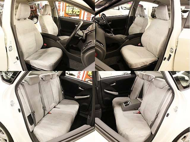 Used 2011 CVT Toyota Prius DAA-ZVW30 Image[6]