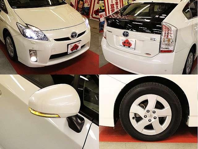 Used 2011 CVT Toyota Prius DAA-ZVW30 Image[8]