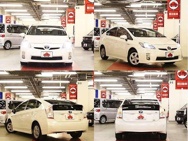 Used 2011 CVT Toyota Prius DAA-ZVW30 Image[9]