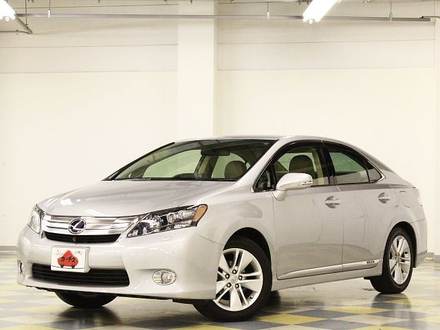 Used 2011 CVT Toyota Others DAA-ANF10