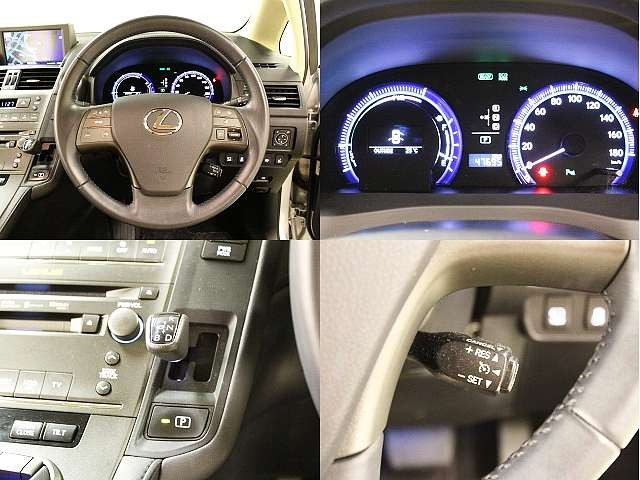 Used 2011 CVT Toyota Others DAA-ANF10 Image[4]
