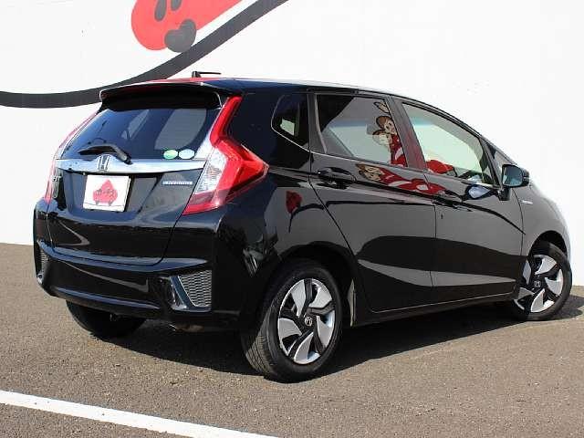 Used 2015 AT Honda Civic Hybrid DAA-GP5 Image[2]