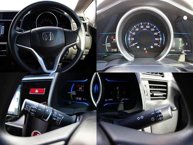 Used 2015 AT Honda Civic Hybrid DAA-GP5 Image[4]