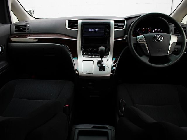 Used 2012 CVT Toyota Velfire DBA-ANH20W Image[1]