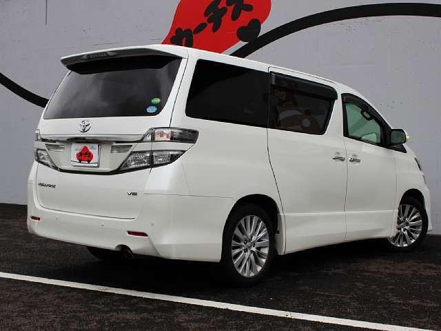 Used 2012 CVT Toyota Velfire DBA-ANH20W Image[2]
