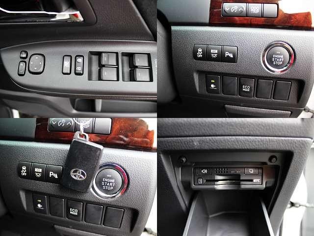 Used 2012 CVT Toyota Velfire DBA-ANH20W Image[6]