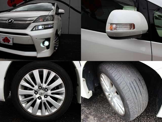 Used 2012 CVT Toyota Velfire DBA-ANH20W Image[9]