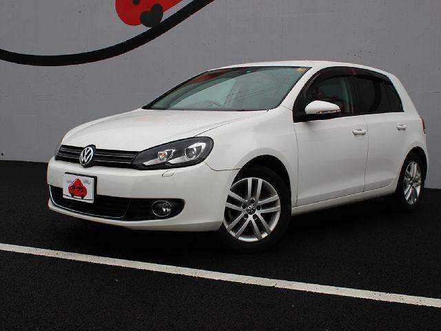 Used 2011 AT Volkswagen Golf DBA-1KCAX
