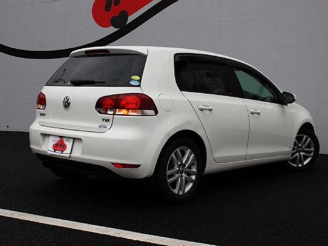 Used 2011 AT Volkswagen Golf DBA-1KCAX Image[2]