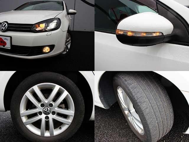 Used 2011 AT Volkswagen Golf DBA-1KCAX Image[9]