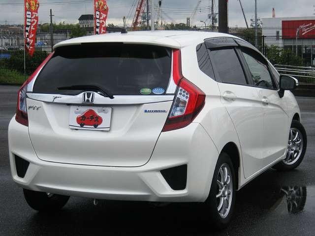 Used 2013 AT Honda Civic Hybrid DAA-GP5 Image[2]