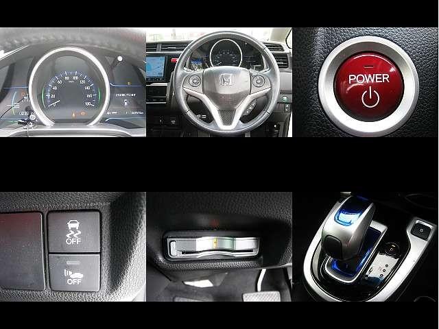 Used 2013 AT Honda Civic Hybrid DAA-GP5 Image[5]