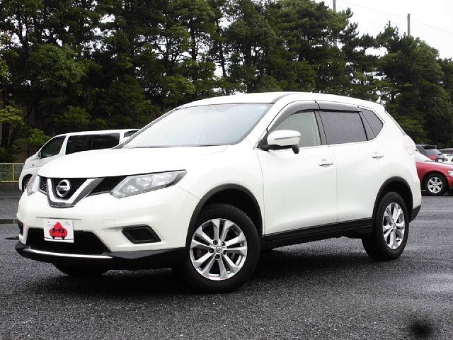 Used 2014 CVT Nissan X-Trail DBA-NT32