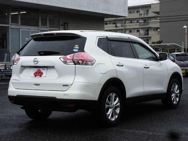 Used 2014 CVT Nissan X-Trail DBA-NT32 Image[2]