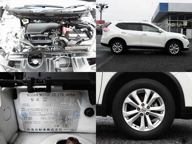 Used 2014 CVT Nissan X-Trail DBA-NT32 Image[8]