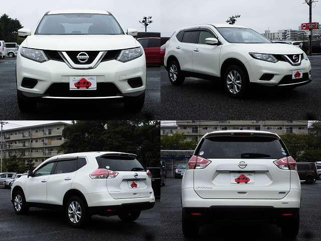 Used 2014 CVT Nissan X-Trail DBA-NT32 Image[9]