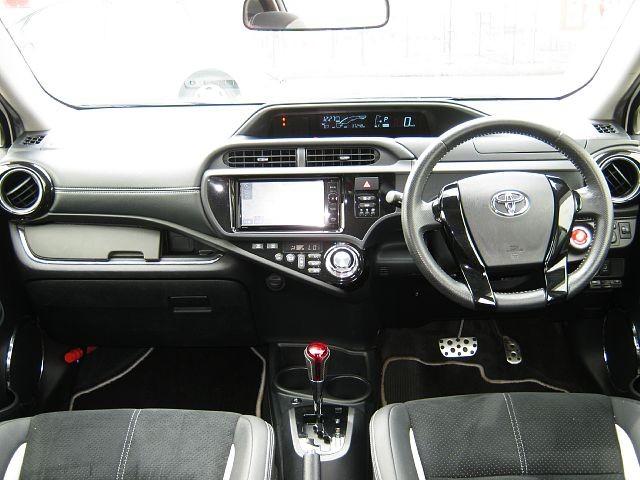 Used 2014 CVT Toyota Aqua DAA-NHP10 Image[1]