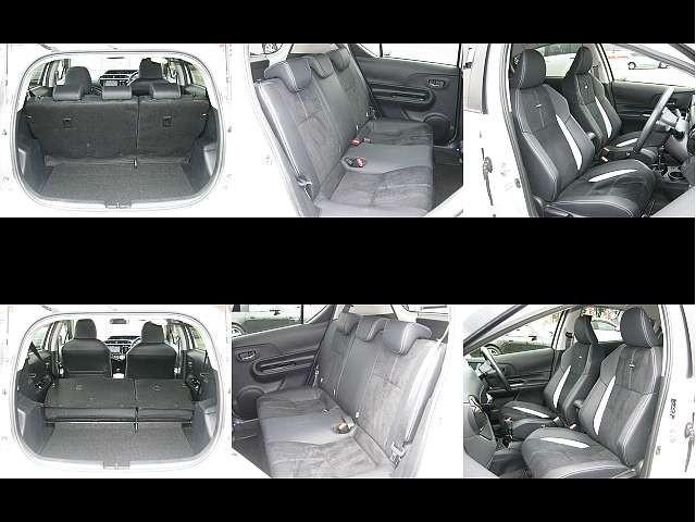 Used 2014 CVT Toyota Aqua DAA-NHP10 Image[6]